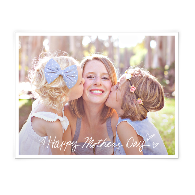 Mother's Day Wishes <br> Add-a-Photo Mother's Day Cards