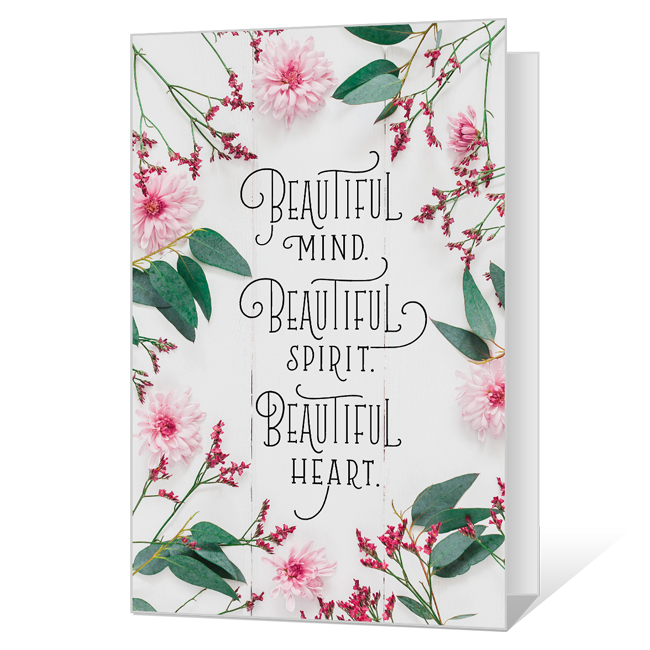 Beautiful You Mother's Day Cards
