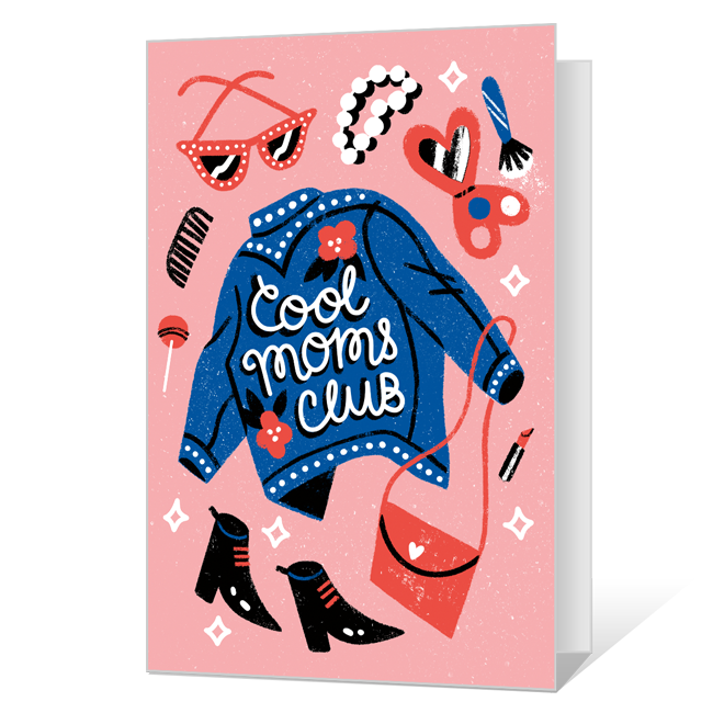Cool Moms Club Mother's Day Cards