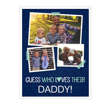 Father's Day<br>Add-a-Photo Father's Day Cards
