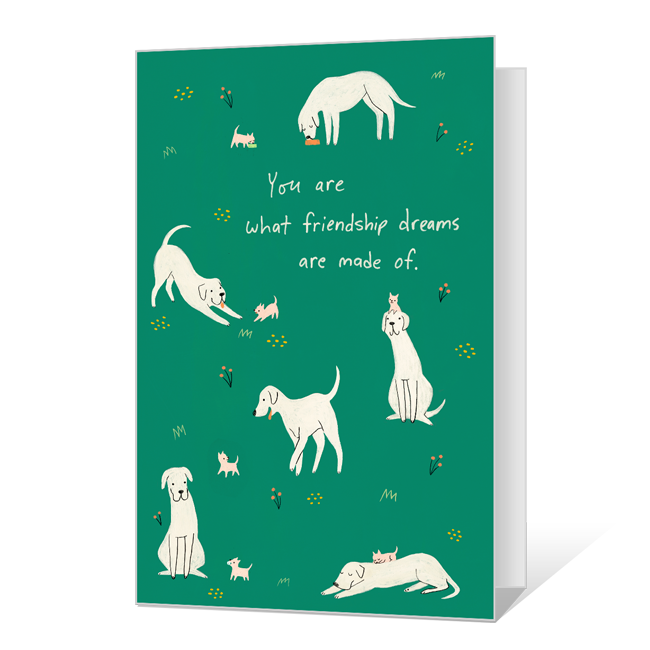 Friendship Dreams Birthday Birthday Cards