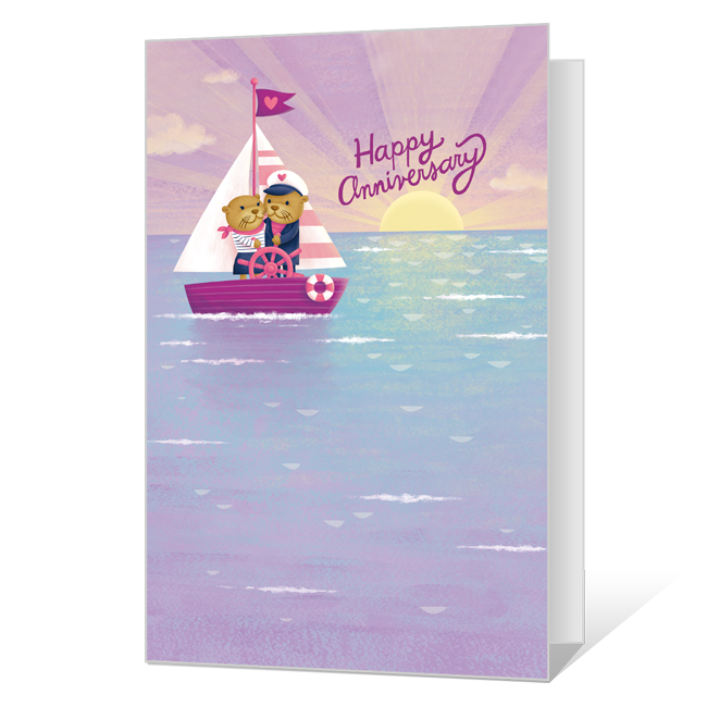 Happy Anniversary to You Both! Anniversary Cards