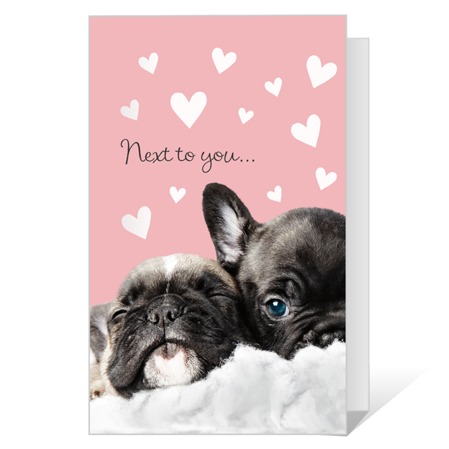 Favorite Place Valentine's Day Printable Valentine's Day Cards
