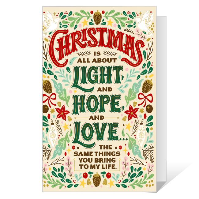 Dolly Extra Blessed Christmas Printable Christmas Cards