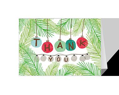 Printable Thank You Cards Blue Mountain