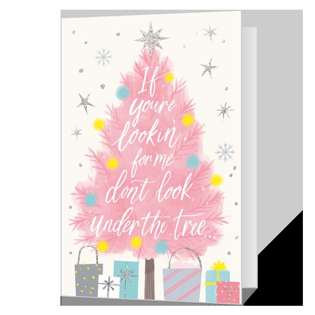 Dolly Mistletoe Christmas Printable Christmas Cards