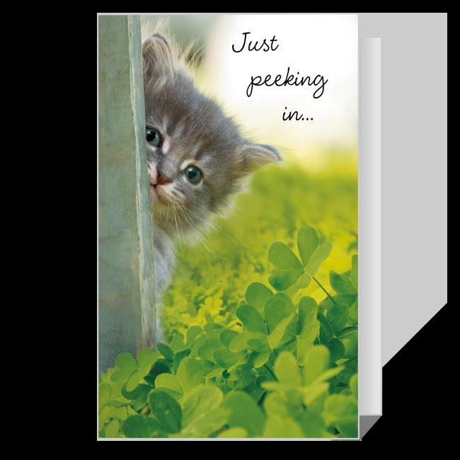 St. Patrick's Day Wish Printable St. Patrick's Day Cards