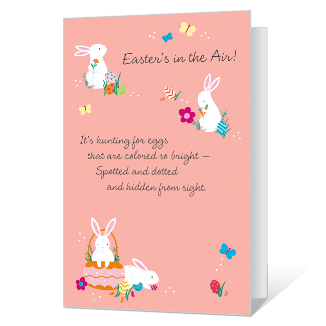Easter's in the Air! Easter Cards