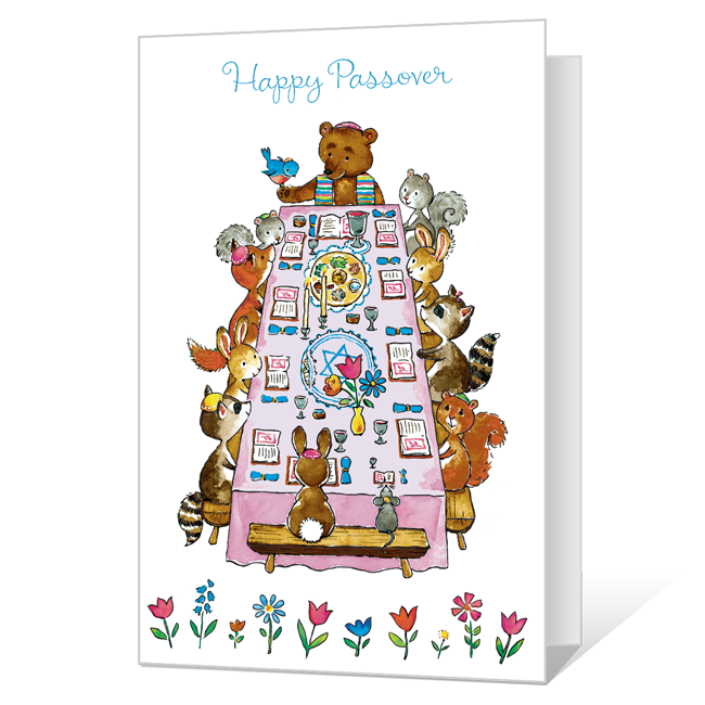 Happy Passover Passover Cards