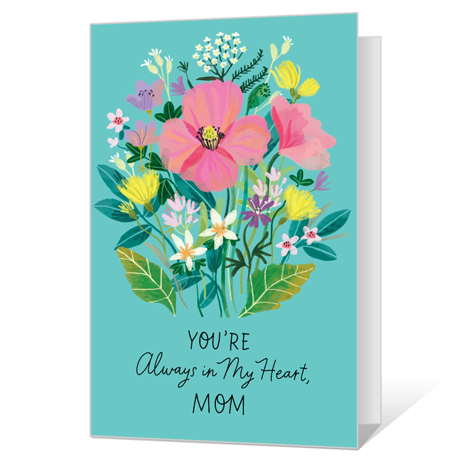 I'm So Grateful for You, Mom Mother's Day Cards