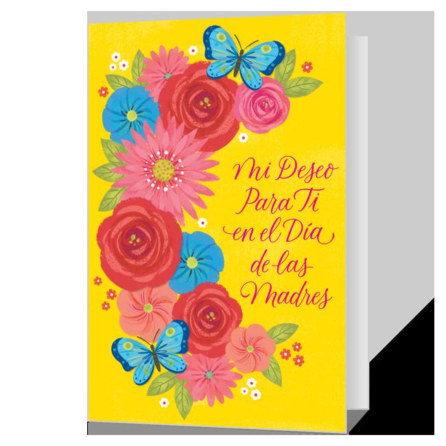 Feliz Día de las Madres Mother's Day Cards