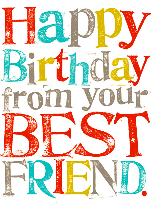 Bff Card Birthday Greeting Card Justwink Cards