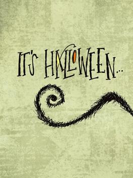 Rush halloween card