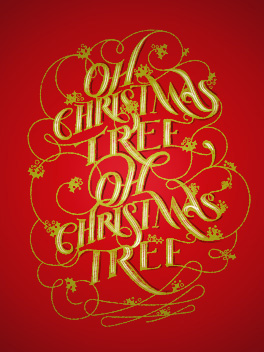 Oh, Christmas Tree christmas card