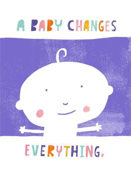 Ch-Ch-Ch-Changes parents pending card