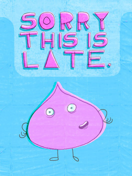 Deal. fashionably late card
