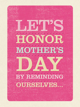 we hope... mother's day card