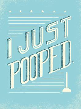poop alert bromance card