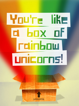 box-o-unicorns friends rule card