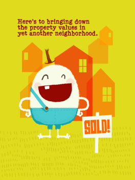 lower value new digs card