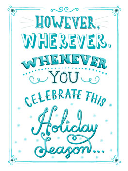 full-o-joy season's greetings card