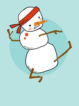 pa-rum-pa-pum-pow christmas card
