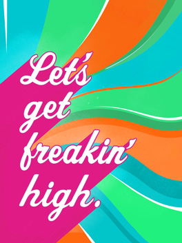 get high friends rule card