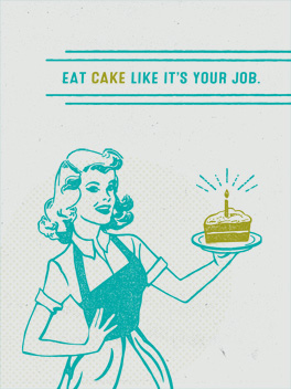 it's your job birthday card