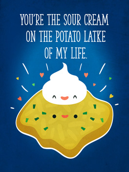 latke love card