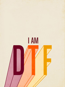 DTF thanksgiving card