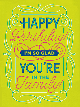 cut you birthday card