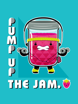 pump up the jam birthday card