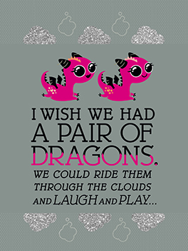 dragons friends rule card