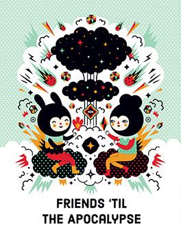 probably longer friends rule card