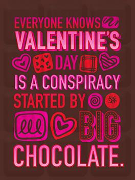 Big Chocolate card