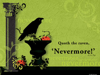 nevermore wallpapers free wallpapers desktop themes