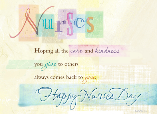56 nurses day wishes postcard american greetings 56 nurses day wishes postcard m4hsunfo