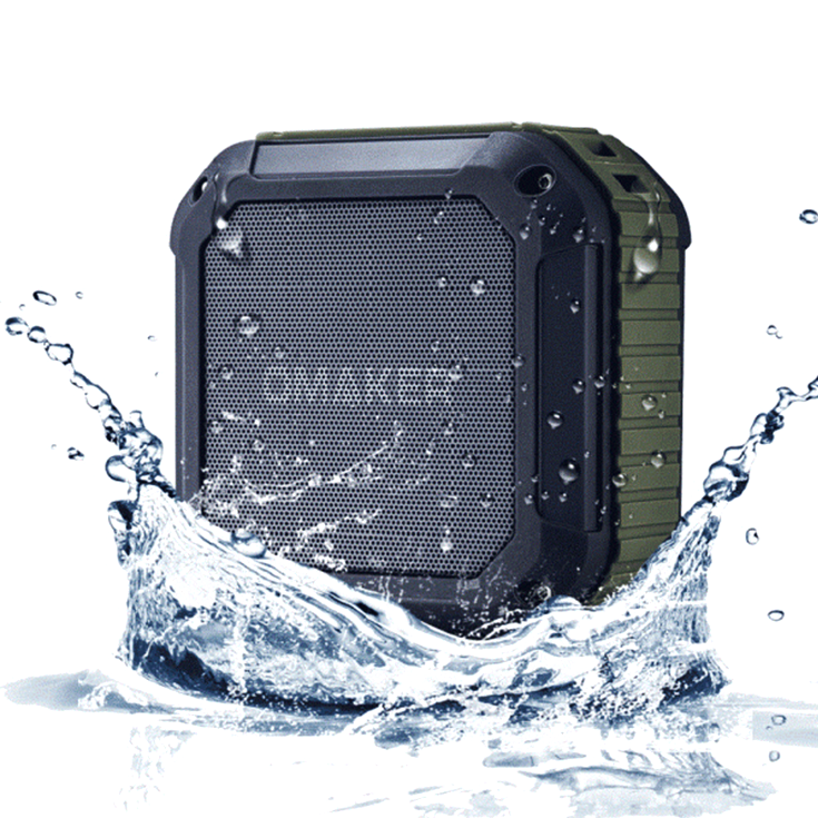 fathers day gifts - waterproof speaker