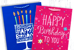 Two birthday cards