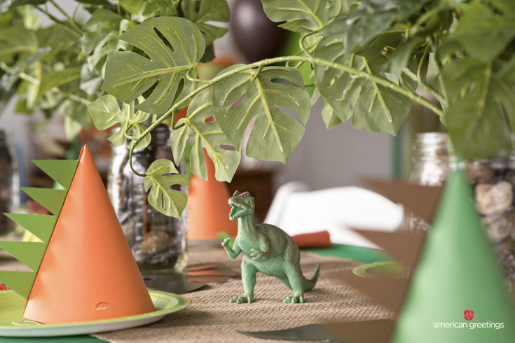 Dinosaur Birthday Party Favors
