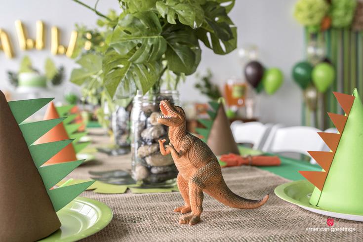 Dinosaur Party Tableware