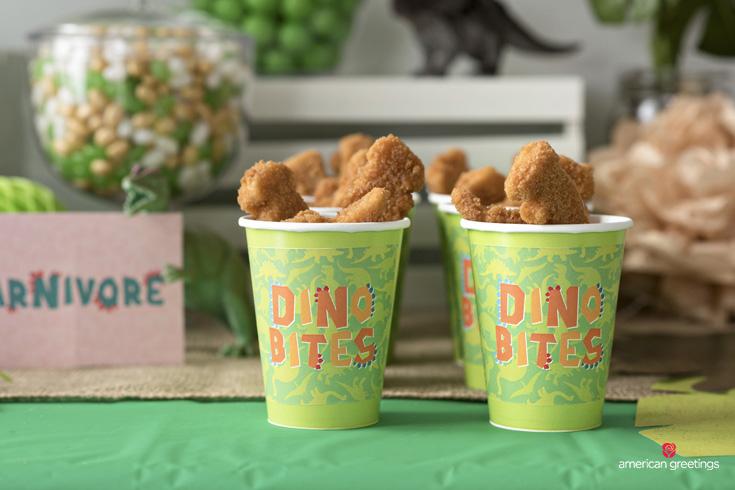 Dinosaur Party Food