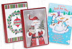 Christmas Greeting Cards  -  Featured Image Tile