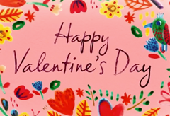 Valentine's Day ecards - Media Banner