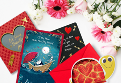 Valentine's Day greeting cards - Media Banner