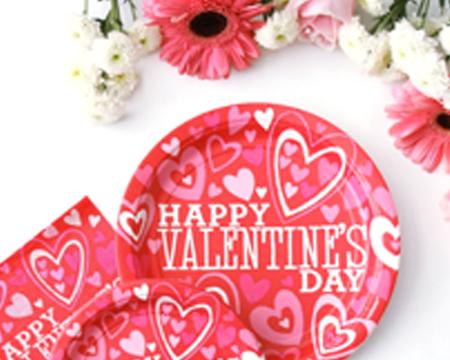2018 Valentine's Day Party Supplies