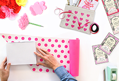 Valentine's Day DIY Crafts and Gifts - Media Banner