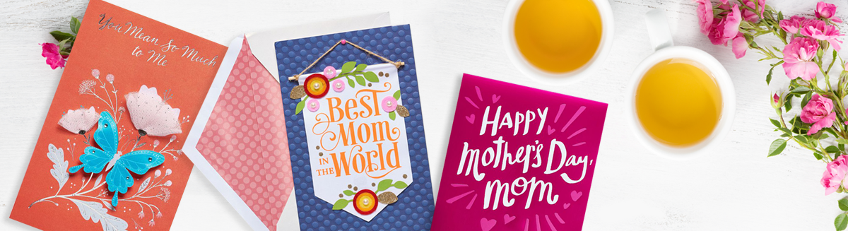colorful mother's day cards