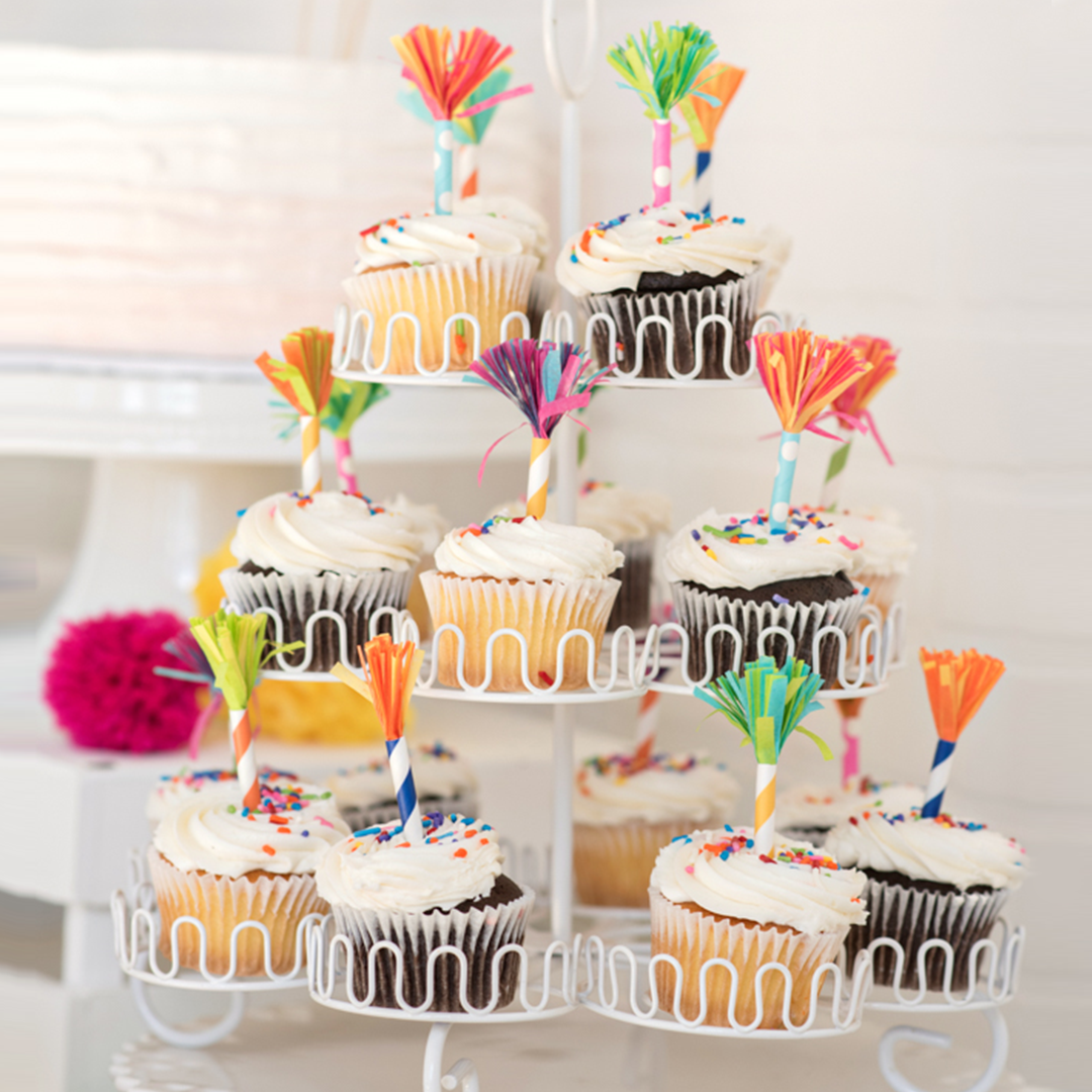 Party decorations - cupcakes