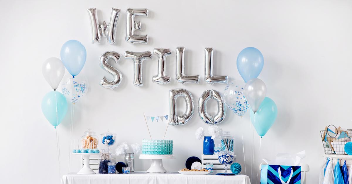 We still do balloons
